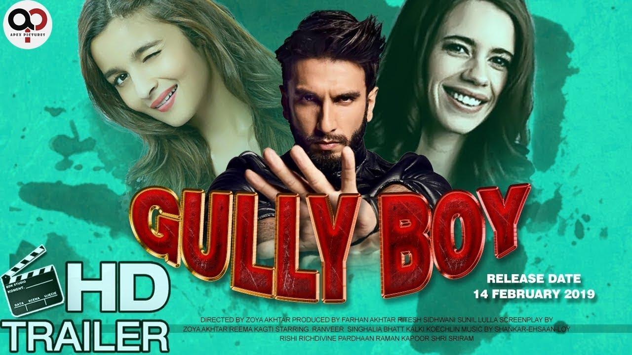 Gully Boy (2019 - Film) : Upcoming Film