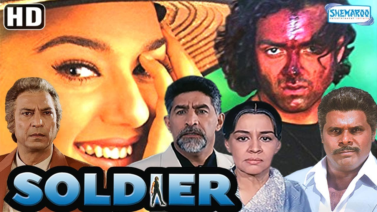 Soldier Bollywood Flim