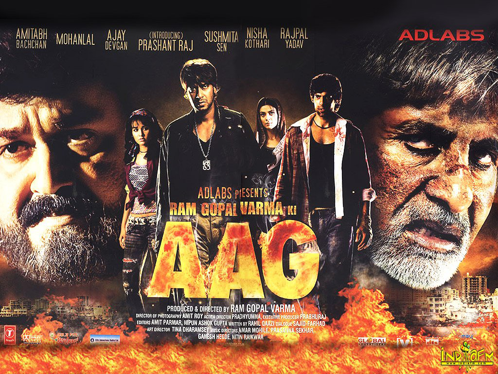 Aag (1967) - Lifetime Box Office Collection, Budget & Reviews