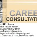 Get the top notch Career consultation services for Entrepreneurship in Kota