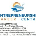 The Best Entrepreneurship Career consultation services in Surat