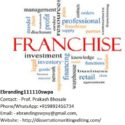 Top Class Franchise Consultation Services at Kolkata from eBranding India