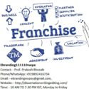 eBranding India Franchise is the Best Way to Get an Dealership in Kolkata