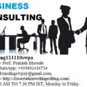 The Best Business Start-up Consulting Services in Coimbatore