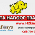 Big Data Online Training-Attend free DEMO classes