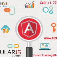 Real Time Project Based AngularJs Training