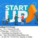 Top Quality Business Start-up Consultation Services in Coimbatore