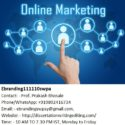 eBranding India is an experts in internet online marketing business in Kolkata