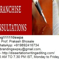 Get the Best Franchise consultation services in Surat