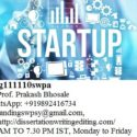 The Best Business Start-up Consultancy in Coimbatore