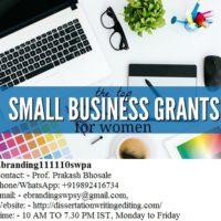 The  Best Small Business Grants for Women Entrepreneurs
