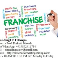 The Professional Franchise Consultation Services in Jodhpur