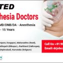 Anaesthesia Doctors are required in Karnataka