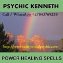 24/7 Online Accurate Spiritual Psychic Healer Kenneth Consultancy: Readings for Answers, Directions, Guidance, Advice and Support. Call Today, WhatsAp