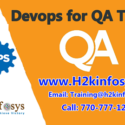 DevOps for QA Testers Online Training with Certification