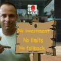 No investment, no limits, no fallback, just coffee