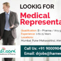 Medical Representatives are required