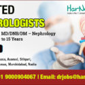 Wanted Nephrologists in west Bengal
