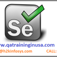 Selenium Online Training Classes With Real Time Projects