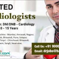 Wanted Cardiologists in Mumbai
